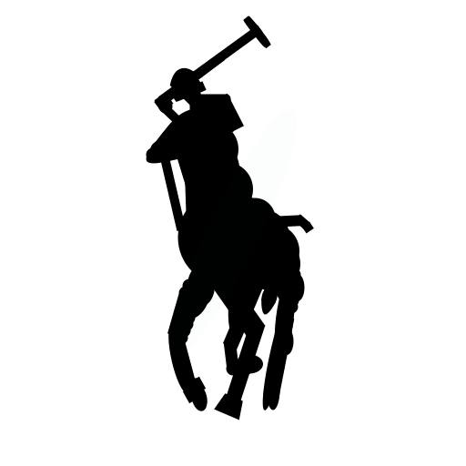 Polo Horse Logo.