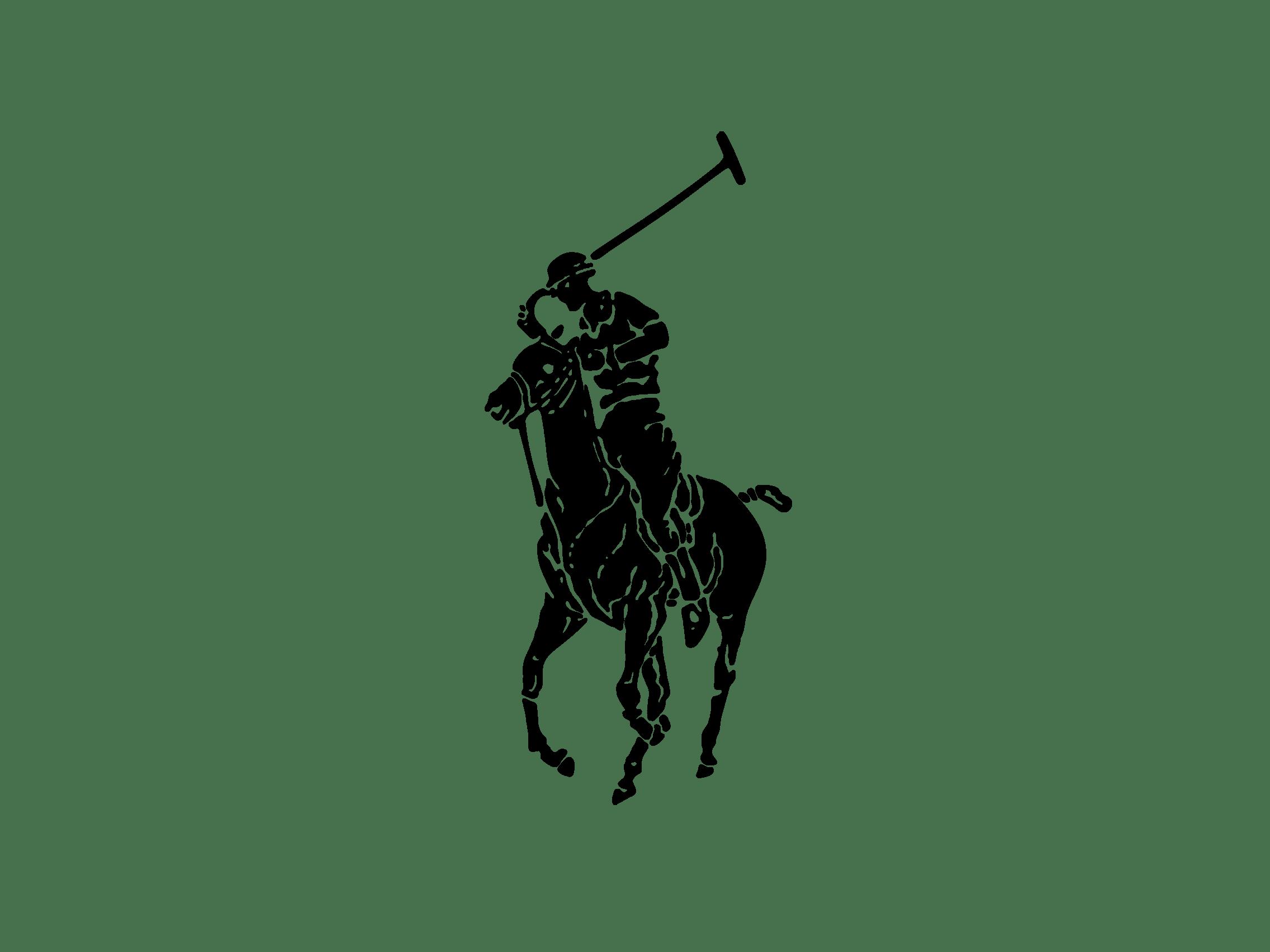 Polo Ralph Lauren Logo transparent PNG.