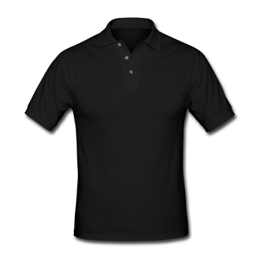 Polo Black transparent PNG.