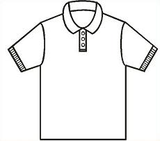 Polo Shirt Clipart.