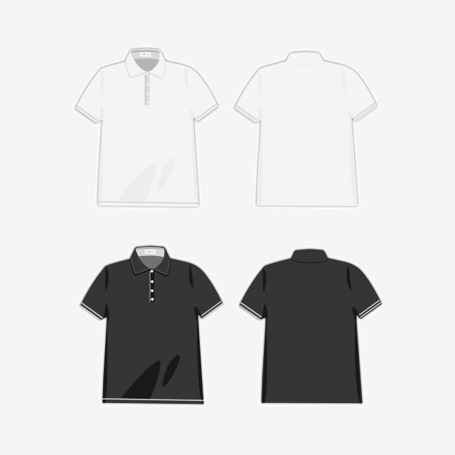 Polo Shirt Design Vector Template Picture, Polo, T Shirt.