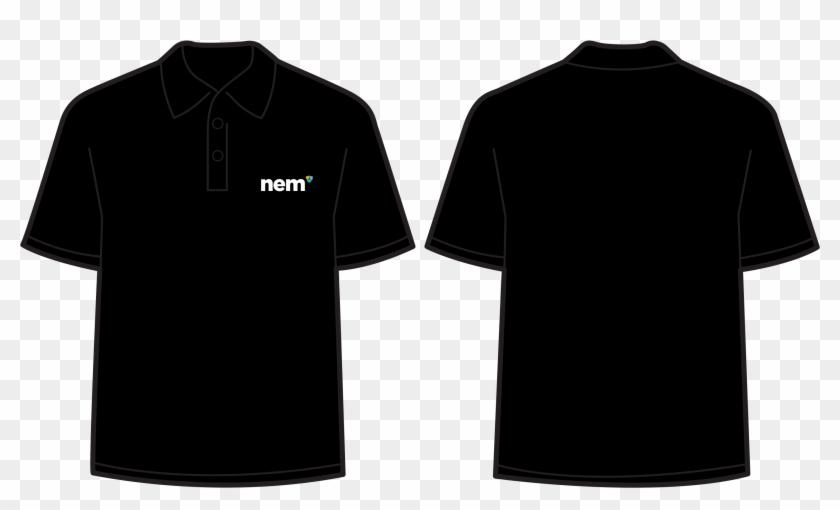 Polo Shirt Black.