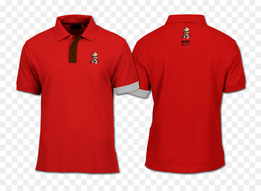Tshirt Tennis Polo png download.