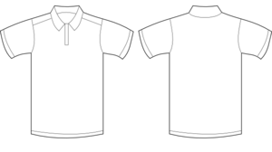 Polo Shirt White Clip Art at Clker.com.