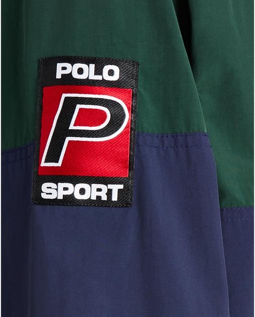 Polo Sport Windbreaker.
