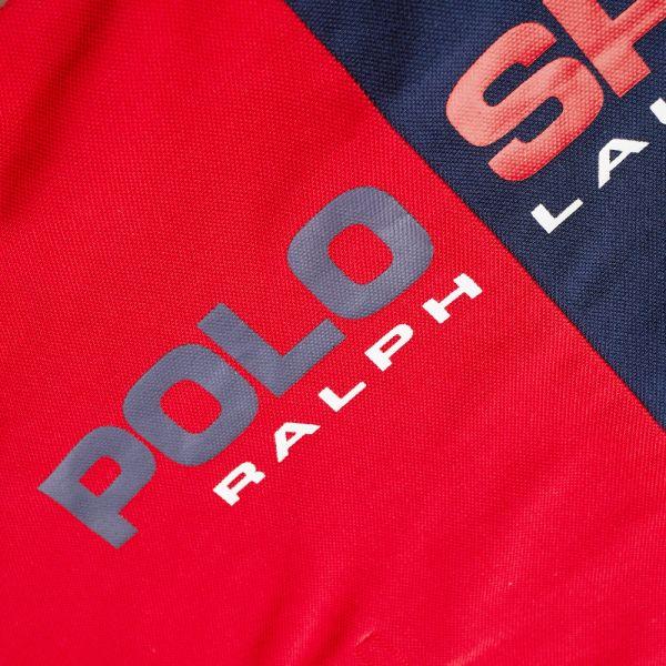 Polo Ralph Lauren Polo Sport Logo Polo.