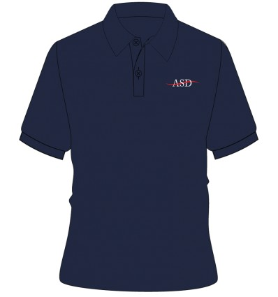 Navy Blue Polo T.