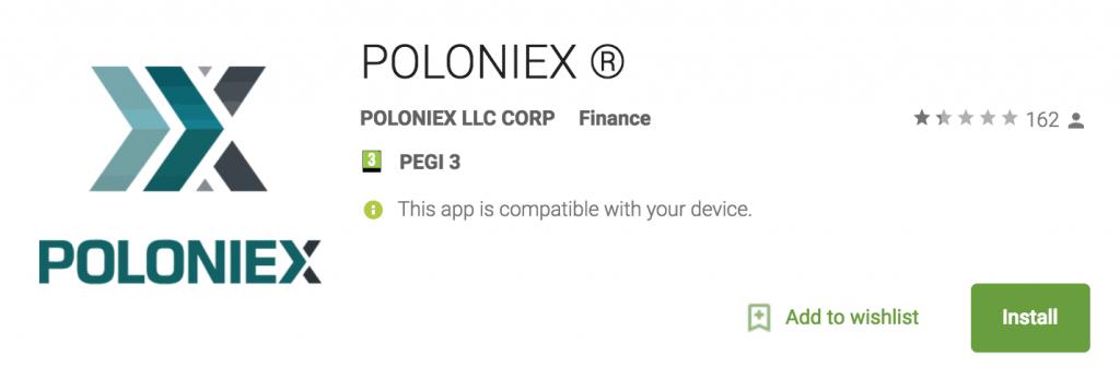 Poloniex Logo Square Best Cold Storage Multi Coin Crypto.
