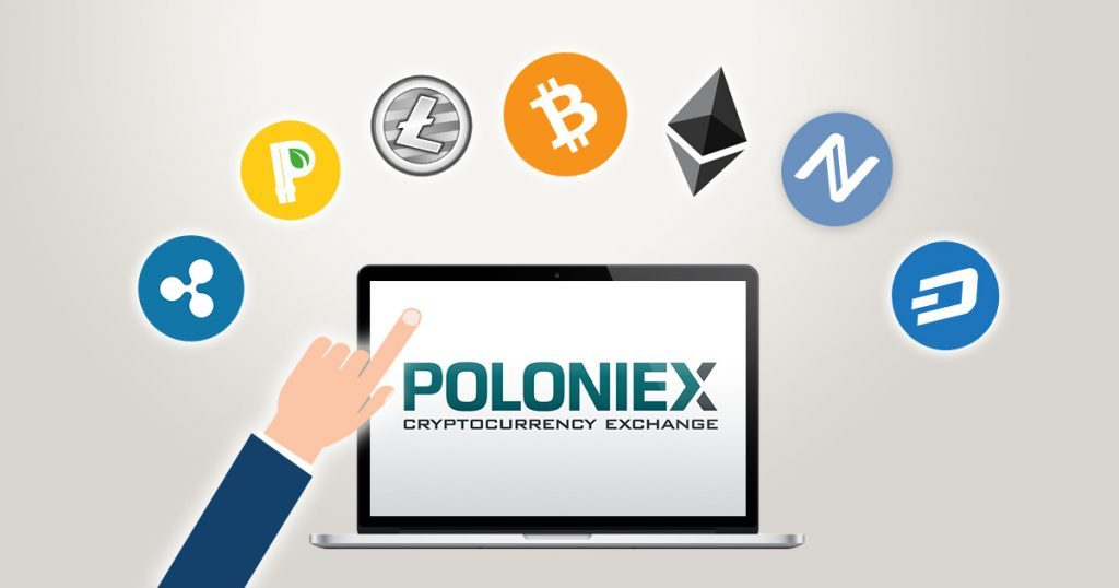 Poloniex Exchange.
