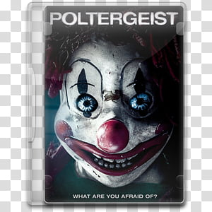 Movie Icon Mega , Poltergeist, Poltergeist case transparent.