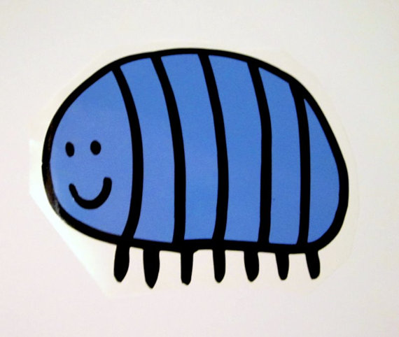 Cute Roly Poly Clipart.