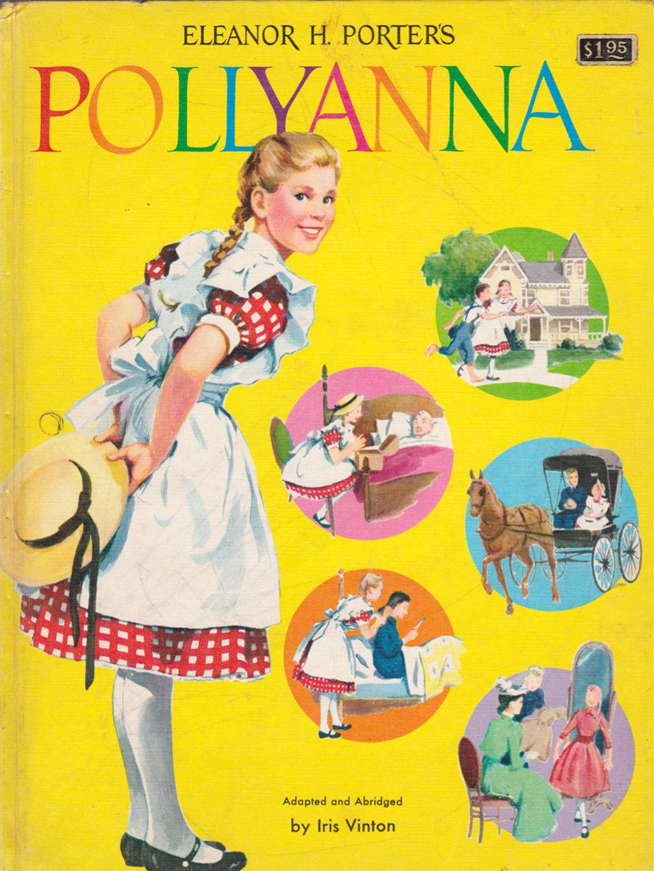 Pollyanna by Eleanor H. Porter illustrated by by ElwoodAndEloise.