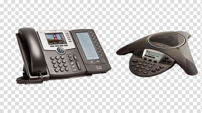 VoIP phone Voice over IP Polycom Telephone Cisco Systems.