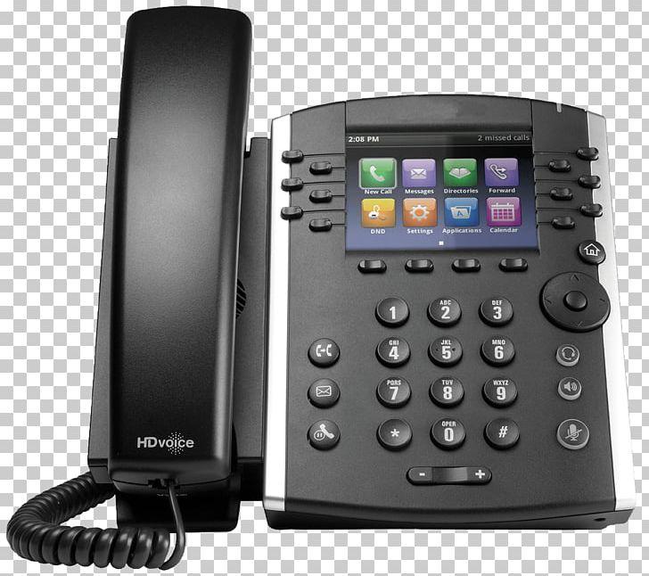 Polycom VVX 410 VoIP Phone Polycom VVX 400 Telephone PNG.