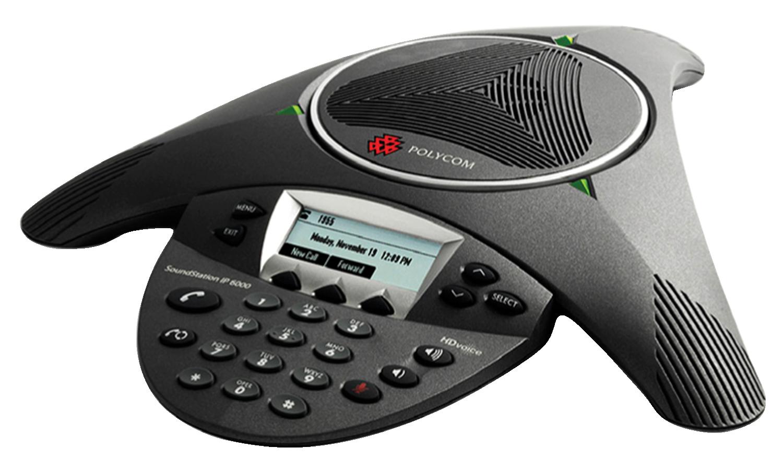 Polycom Phones: Cutting.