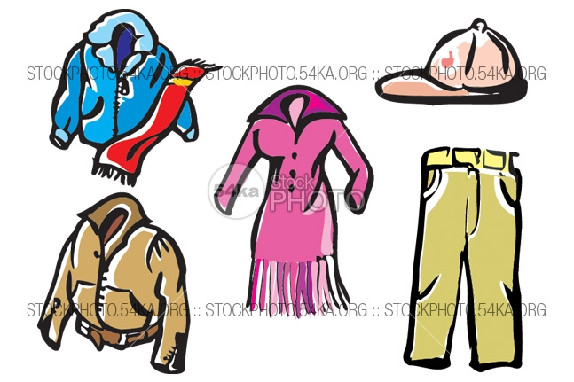 Polyester Clipart.