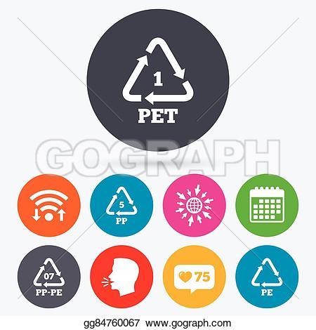 Polyethylene terephthalate clipart #3