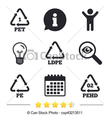 Vector Clip Art of PET, Ld.