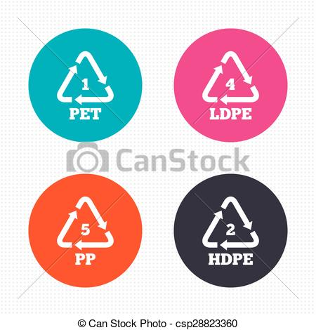 Clip Art Vector of PET, Ld.
