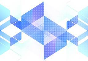 Polygon Background Free Vector Art.