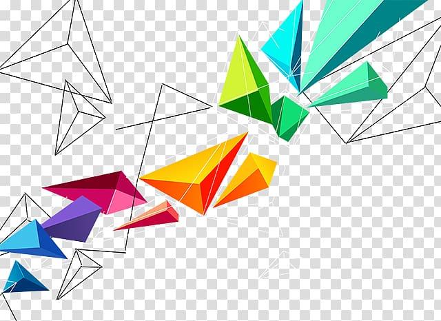 Geometry Triangle Polygon Line, triangle transparent.