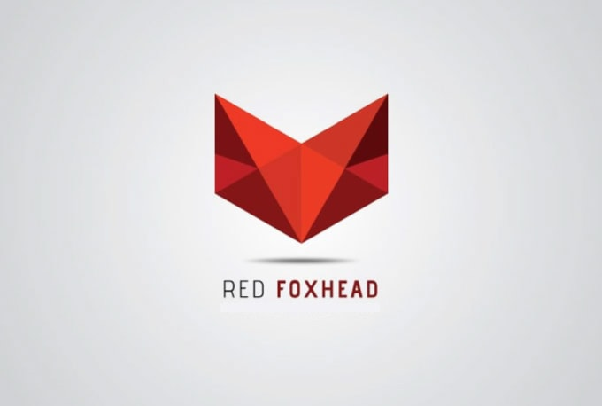 create awesome and high quality polygon logo.