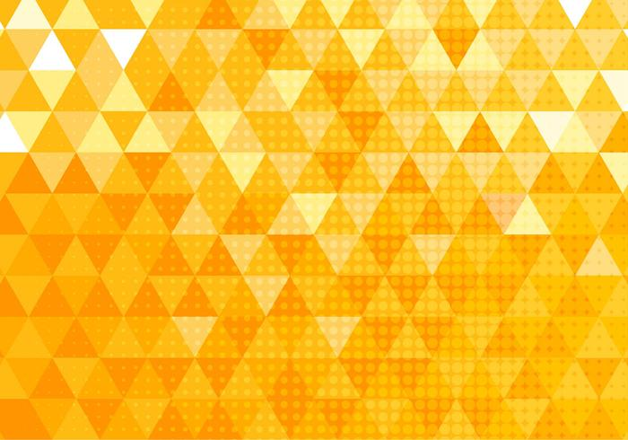Free Vector Bright Polygonal background.