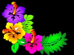 Polynesian Clipart.