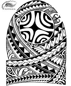Polynesian Tattoo Drawing at PaintingValley.com.