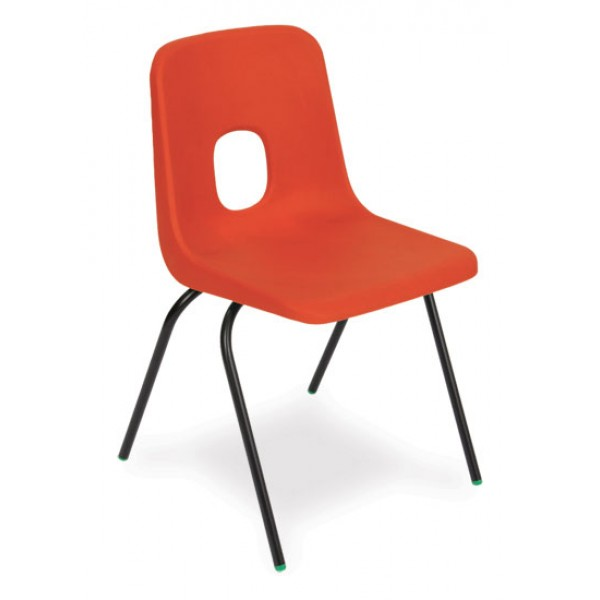 Green School Chair Clipart.