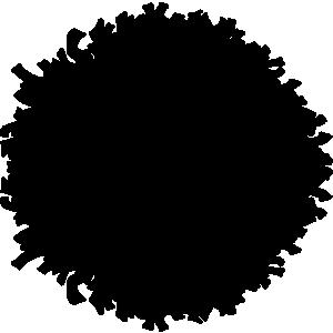 Pom Pom Clipart Black And White.