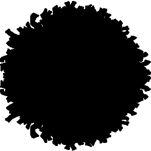 Pom pom clipart black and white 4 » Clipart Portal.