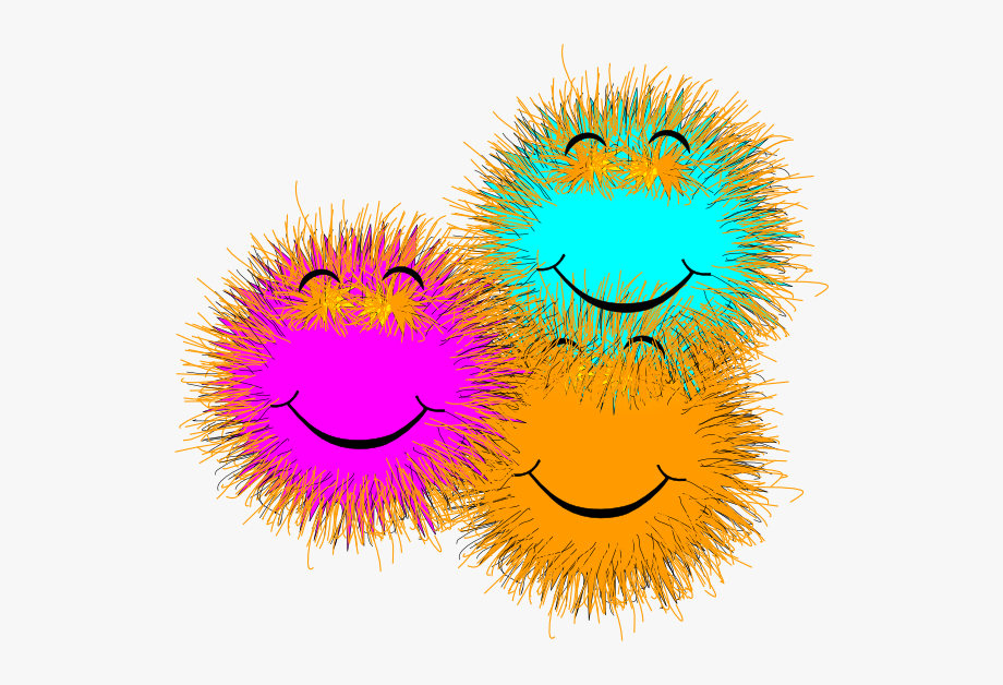 Pompon Png, Cliparts & Cartoons.