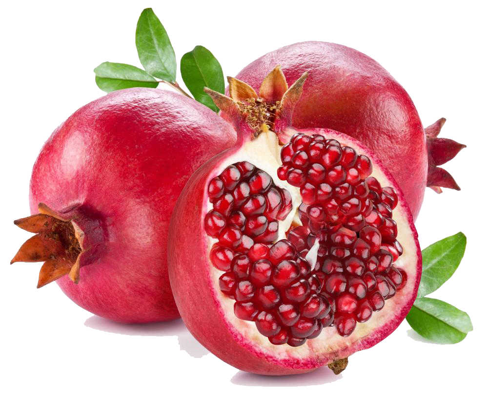 Pomegranate PNG Clipart.