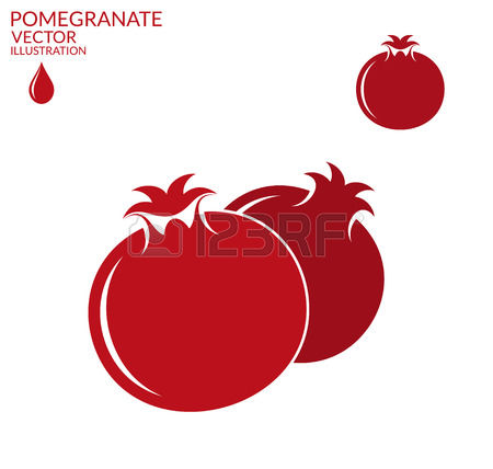 6,982 Pomegranate Stock Illustrations, Cliparts And Royalty Free.
