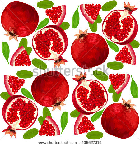 Pomegranate Fruit Stock Photos, Royalty.