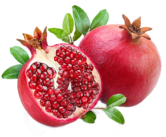 Pomegranate PNG Transparent Images.
