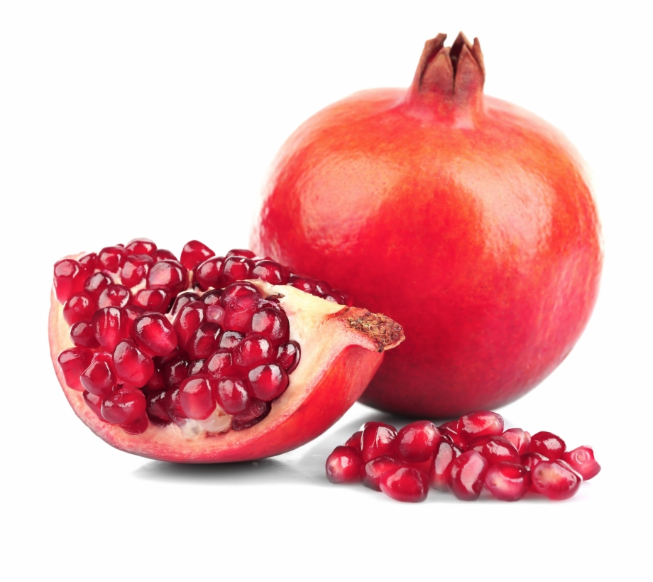 Pomegranate Png Image Transparent.