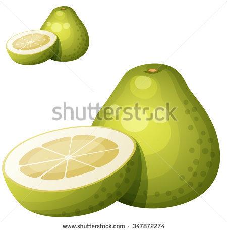 Pomelo Fruit Stock Photos, Royalty.