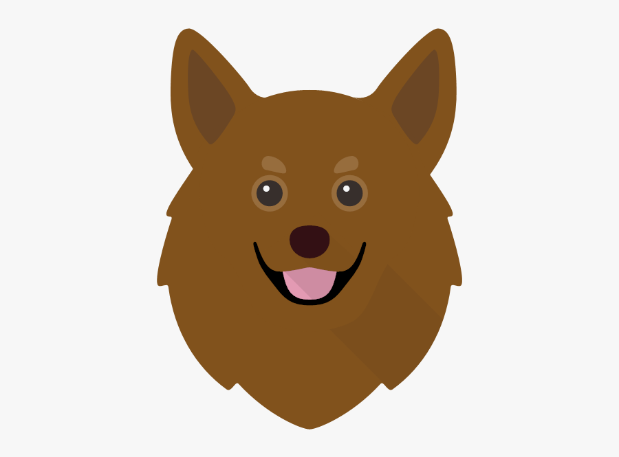 Kawaii Transparent Pomeranian Cartoon , Free Transparent.