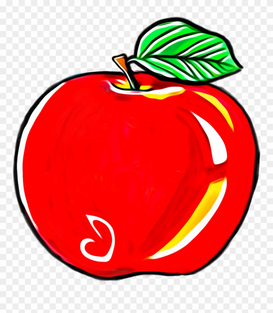 Apple Pomme My Proposals For The Challenge Pomme / Clipart.