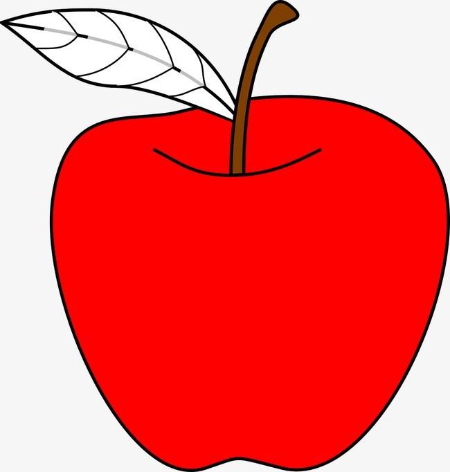 Une pomme clipart 2 » Clipart Portal.