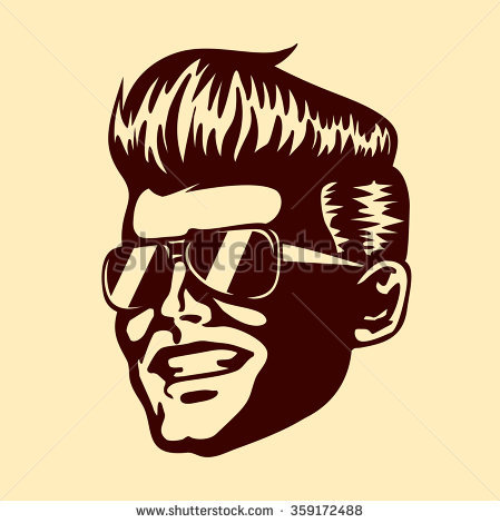 Pompadour Stock Images, Royalty.