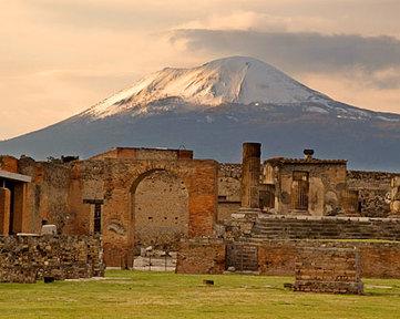 Pompeii Italy Virtual Tour.