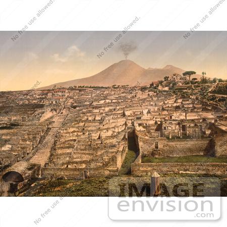 Pompeii Clipart.