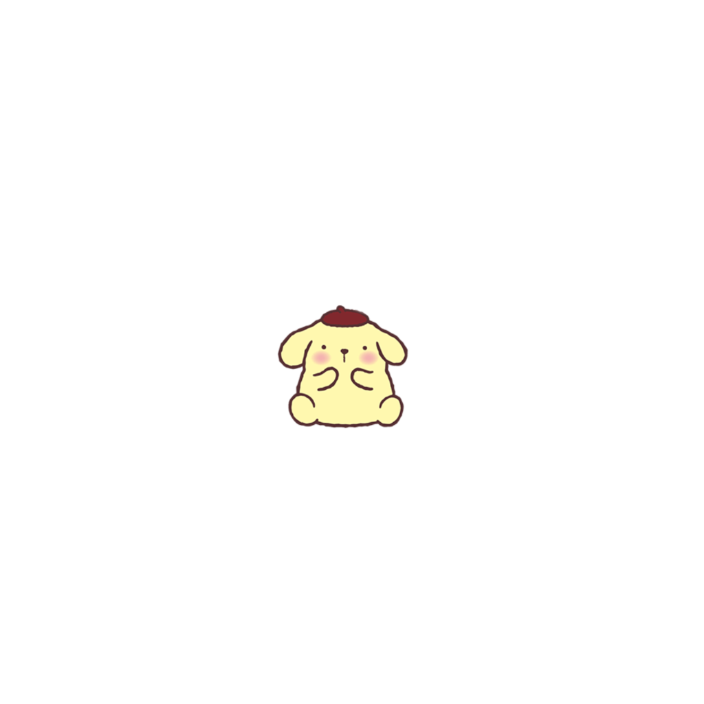 pompompurin sanrio soft softbot kawaii cute edit freeto.