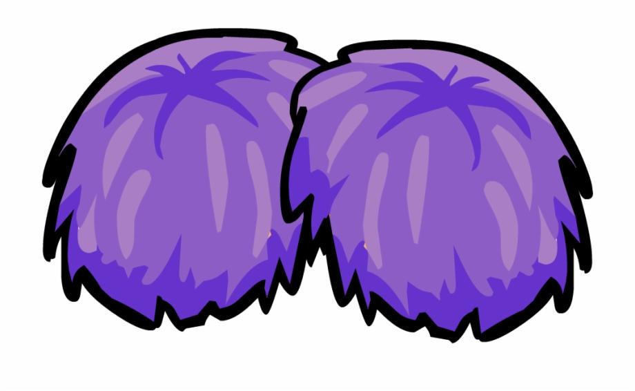 Pom Poms Clip Art.