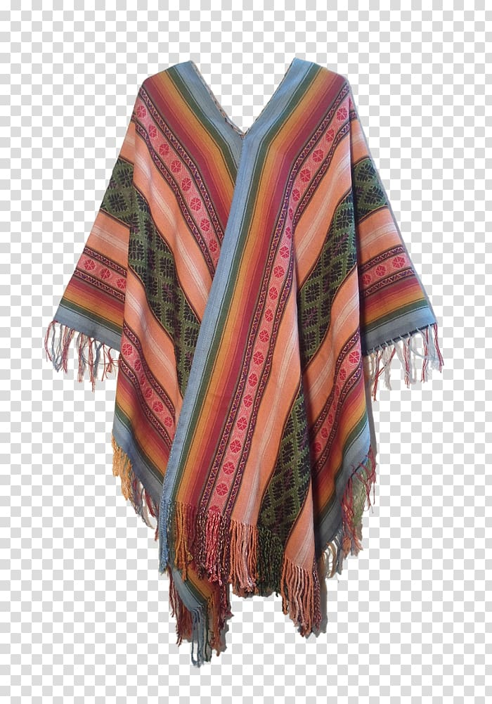 Poncho Outerwear Wool, pancho transparent background PNG.