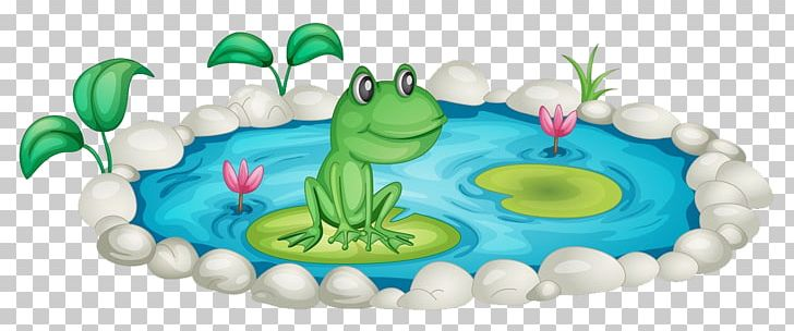 Frog Pond PNG, Clipart, Animals, Cartoon, Cartoon Pond, Clip.