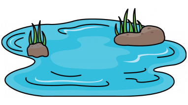 Pond Clipart Free.